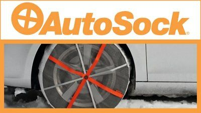 for JAGUAR XJ XK XF AUTOSOCK TYRE TRACTION SNOW SOCKS 697 KIT GENUINE C2D20230