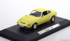 1:43 Atlas Opel GT lightyellow