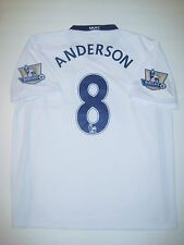 Nike Manchester United Anderson Jersey Shirt 2008-2009 Brazil National