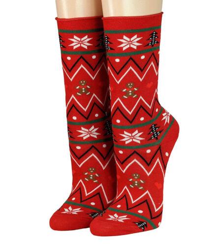 Socquettes colorés de Noël Chaussettes Design 18652 Crönert longsocks