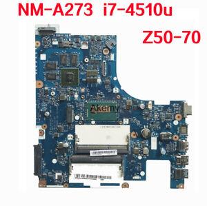 Per-Lenovo-Z50-70M-G50-70M-G50-70-Z50-70-i7-4510u-scheda-madre-NM-A273-GT840M-4G