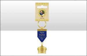 Prince Harry /& Meghan Markle Royal Wedding Commemorative Keyring