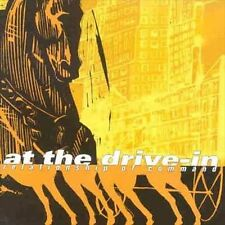 Relationship of Command by At the Drive-In CD + Front Insert ONLY 2000 Virgin