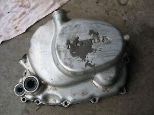 RIGHT ENGINE motor CLUTCH COVER 1982 82 HONDA XL185S XL185 XL 185