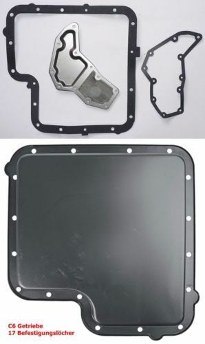 Ford Mustang Getriebefilterkit C6 Automatikgetriebe Bj.66-74