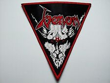 VENOM  EMBROIDERED  PATCH