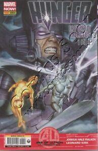 HUNGER-1-LA-FURIA-DI-GALACTUS-MARVEL-WORLD-23-Panini-Comics-NUOVO