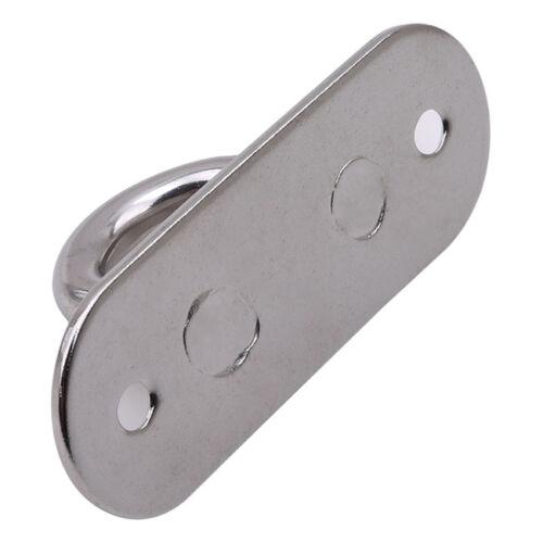 Stainless Steel U Design Screws Mount Stainless Steel Ceiling Hook Hanger LH