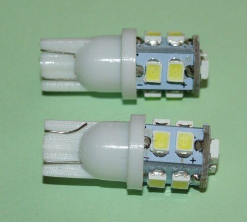 Mgb led front side light bulbs pour caoutchouc pare-chocs cars 2 pc remplace ampoule GLB223