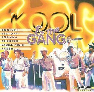 Kool-amp-The-Gang-CD-Kool-amp-The-Gang-Germany-EX-EX