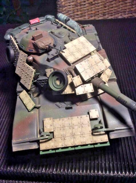 Tamiya 35157-1//35 US Kampfpanzer M60A1 Mit Reaktiver-Panzerung Neu