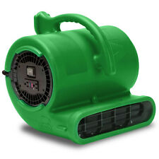 B Air Ba Vp 33 Gn Carpet Dryer Floor Blower Fan Air Mover Green Refurbished