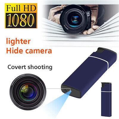 1080P SpyCamera Lighter Cam Camera USB DV DVR Video Recorder Night 32G CZ