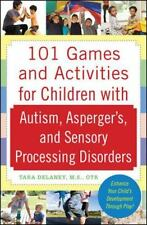 101 Games and Activities for Children With Autism, Asperger's Good Used