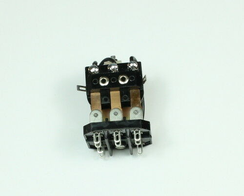 50F324DCSCO by SIGMA relay 3PDT 24VDC 10A open frame