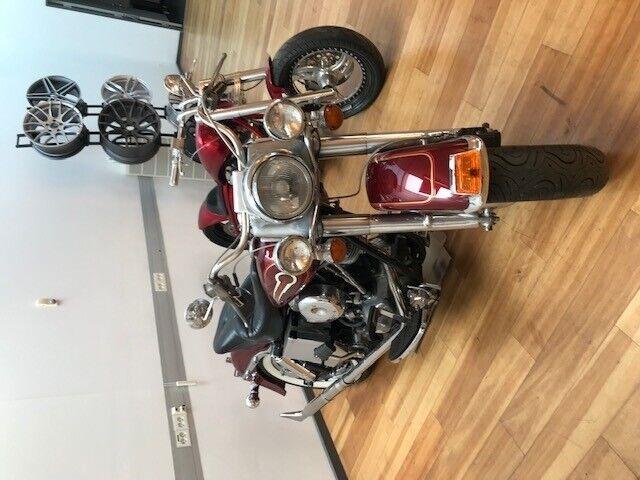 Harley-Davidson, FLH, 1200 ccm