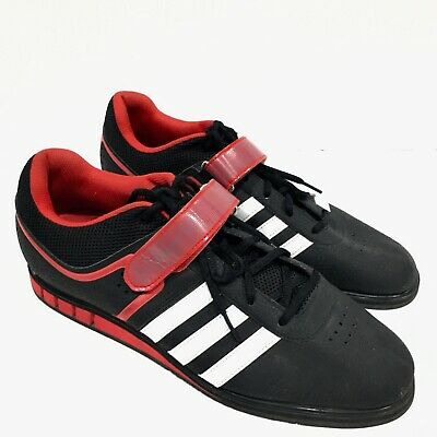 Red Weightlifting Shoes