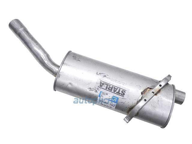Starla 9349192 Exhaust Muffler