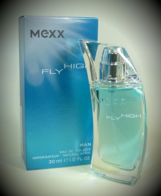 MEXX FLY HIGH MAN 30 ml Eau de Toilette (EDT) Spray