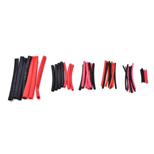 42pcs Polyolefin H-type Heat Shrink Tubing Tube Sleeving Assorted Wrap Wire FJ