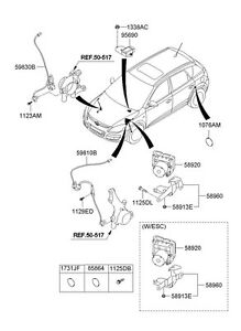 Yaw Rate Sensor >> Details About 956901h500 New Hyundai Oem Yaw Rate And G Force Sensor Elantra Santa Fe Sonata