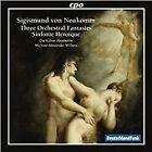 Sigismund Neukomm - Sigismund von Neukomm: Three Orchestral Fantasies; Sinfonie Heroïque (2012)