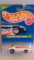 1995 Hot Wheels Treasure Hunt '67 Camaro. Realriders. Rare. Extremly Htf.