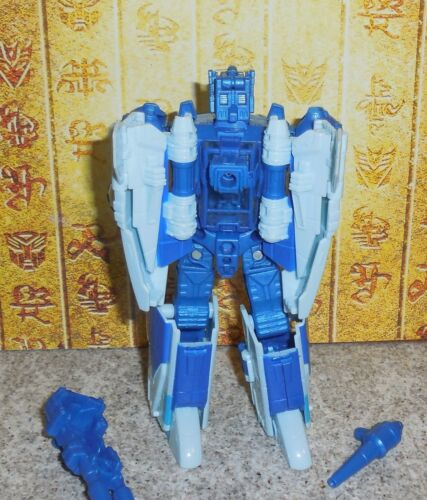 Transformers Titans Return SCOURGE Deluxe Fracas Complete