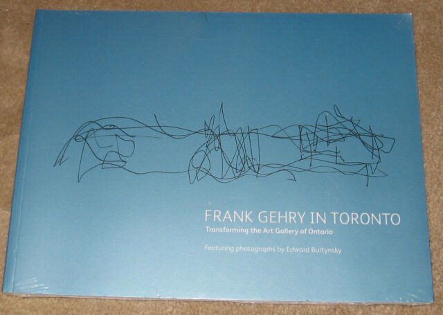 Frank Gehry in Toronto: Transforming the Art Gallery of Ontario NEW shrinkwrap