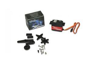 Servo-AMEWI-AMX-Racing-Standard-Bauform-21-3kg-cm-Wasserdicht-Metallgetriebe-NEU