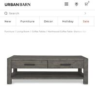 Restoration Hardware Buy Or Sell Coffee Tables In Ontario Kijiji Classifieds
