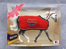 Breyer Holiday Christmas Horse Snowflake Missouri Fox Trotter #750198 Box