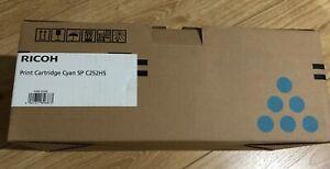 GENUINE-Printer-Cartridge-Ricoh-SP-C252HS-DN-SF-Cyan