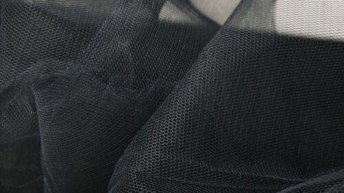 Abito nero in tessuto Net Tutu Tulle FATA SPOSA nylon materiale Flare libero