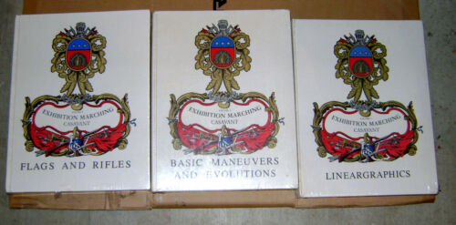 5 BAND Music Teachers 3 3 Exhibition Marching Technique BOOKS sealed Volume 2