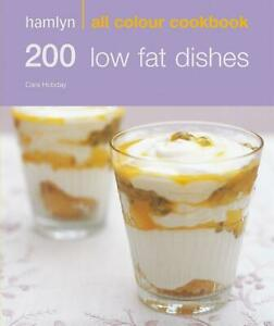 Hamlyn-All-Colour-Cookery-200-Low-Fat-Dishes-Hamlyn-All-Colour-Cookbook