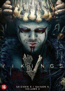 VIKINGS-SAISON-5-PARTIE-2-DVD-NEUF-SOUS-CELLOPHANE