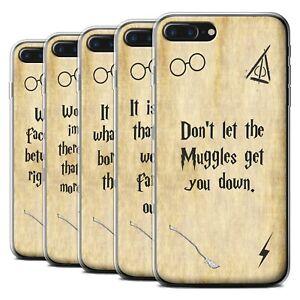 Gel-TPU-Case-for-Apple-iPhone-7-Plus-School-Of-Magic-Film-Quotes