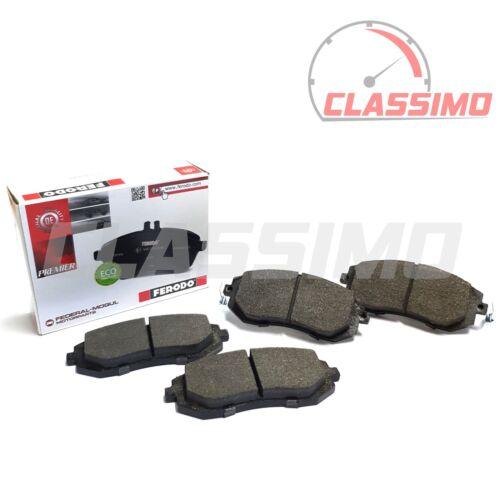 LEGACY Mk 4 5-2002-2018 Ferodo Front Brake Pads for SUBARU FORESTER SG SH SJ