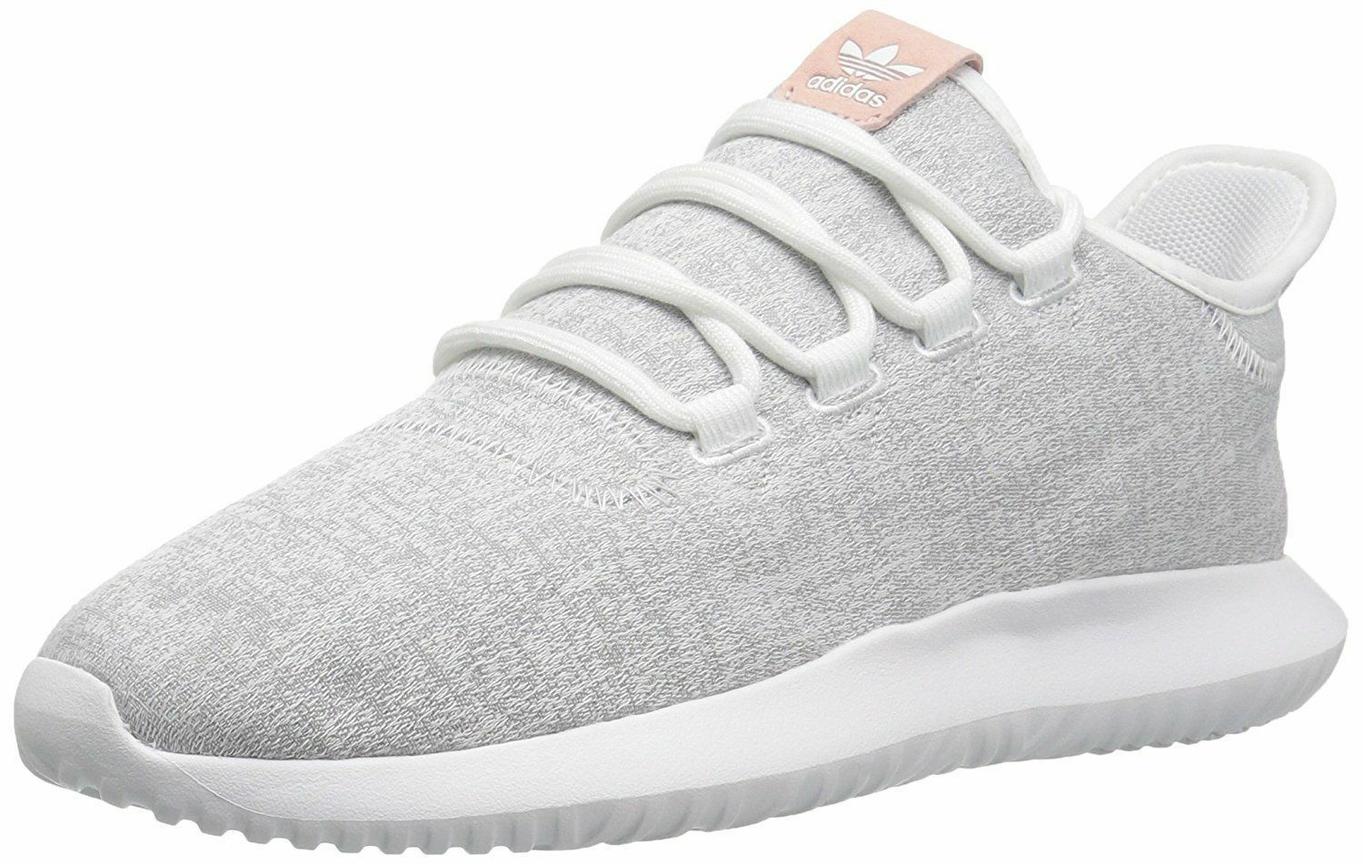 new arrival 010ba 6a5d1 ADIDAS TUBULAR SHADOW LOW SNEAKERS WOMEN SHOES WHITE GREY ...