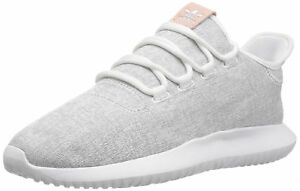 cheap for discount c688c f07a9 Details about ADIDAS TUBULAR SHADOW LOW SNEAKERS WOMEN SHOES WHITE/GREY  *Y9735 SIZE 8 NEW