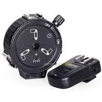 Wireless Remote Flash Trigger 1 to 3 Splitter PR-2.4G For Canon Nikon YongNuo