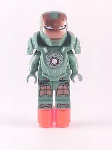 LEGO - Marvel Avengers Super Heroes - Iron Man   Scuba - Mini Fig   Mini Figure