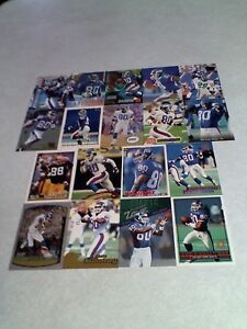 Chris-Calloway-Lot-of-75-cards-42-DIFFERENT-Football