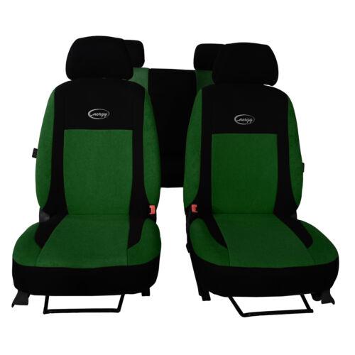Universal Sitzbezüge Grün für Citroen Berlingo bis 04 Schonbezüge Autositzbezug