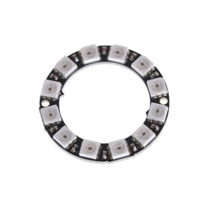High Quality 12bit Ws2812b 5050 Rgb Led Lights & Lighting Integrated Driver Module Rgb Led Ring
