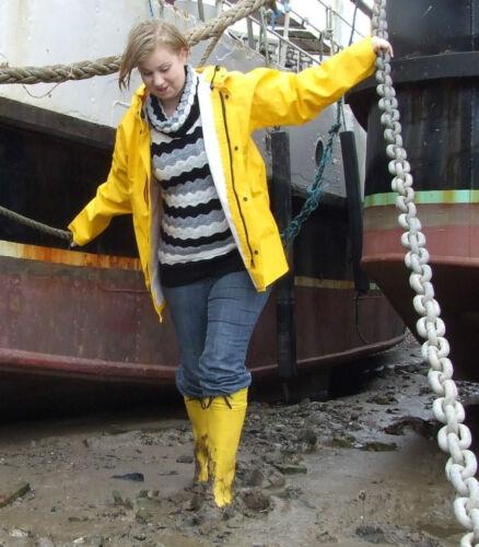 Ocean professionnel des bâches veste pluie veste NEUF OVP