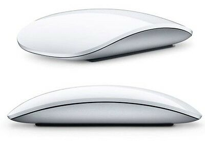 Apple MB829LL/A Bluetooth Wireless Optical Multi-Touch Laser Magic Mouse - USED