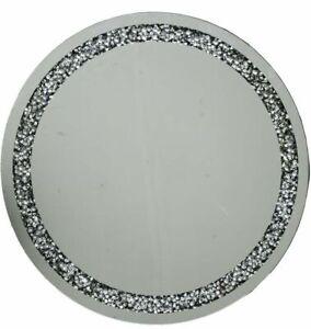 Large-Gatsby-Silver-Round-Wall-Mirror-Diamond-Crystals-Edging-70cm-Diameter