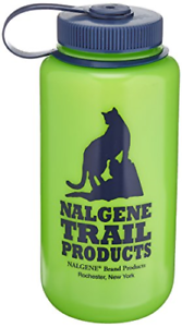 Nalgene Ultralite Wide Mouth 32 oz. Water Bottle - Green